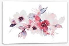 Watercolour Stretched Canvas 123187704