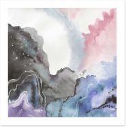 A new dawn Art Print 124829350