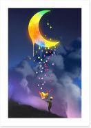 Bedroom Art Print 125347181