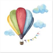 Balloons Art Print 125525144