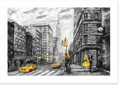 New York Art Print 125993946