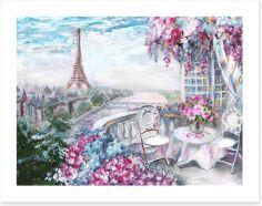 Paris Art Print 125994181
