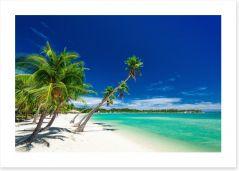 Beach Art Print 127680812