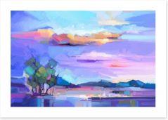 Impressionist Art Print 129052834