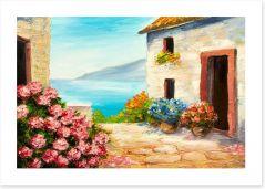 Impressionist Art Print 131023716