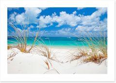 Beaches Art Print 131608700