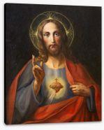 Spiritual Stretched Canvas 133988562