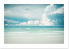 I see the sea Art Print 137530244