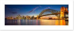 Sydney Art Print 138664692
