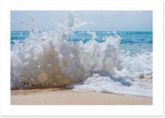 Beaches Art Print 139213973