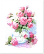 Floral Art Print 139902178