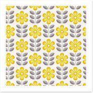 Flowers Art Print 141459552