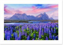 Mountains Art Print 144153144