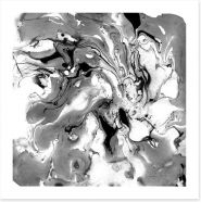 Black and White Art Print 144164991
