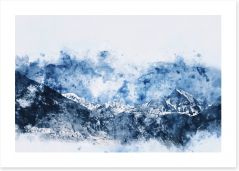 Winter Art Print 144294779