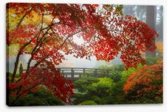 Autumn Stretched Canvas 144620838
