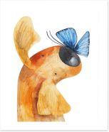 Animal Friends Art Print 158177144