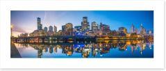 Melbourne Art Print 158368778