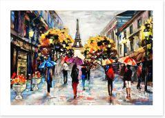 Paris Art Print 167017070