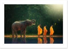 Asia Art Print 167387484