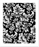 Black and White Art Print 169793562
