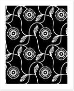 Black and White Art Print 170382675