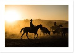 Outback Art Print 171117151
