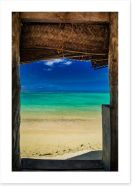 Beaches Art Print 174973801