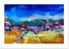 Impressionist Art Print 175350491