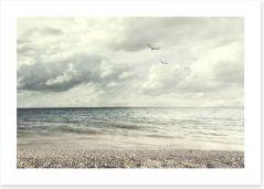 Beaches Art Print 180550167