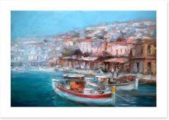 Impressionist Art Print 180937823