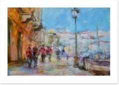 Impressionist Art Print 180939555