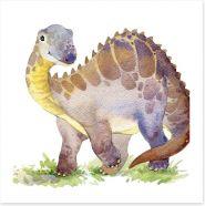 Dinosaurs Art Print 181334637