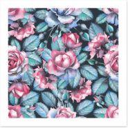 Flowers Art Print 185264238