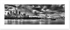 Sydney Art Print 185343805