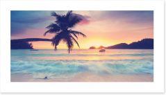Beaches Art Print 187782026
