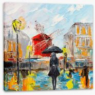 Impressionist Stretched Canvas 189993998