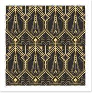 Art Deco Art Print 190349303