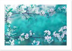 Spring Art Print 190994224