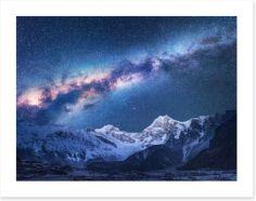 Space Art Print 192083534