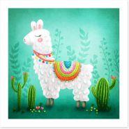 Animal Friends Art Print 202380615