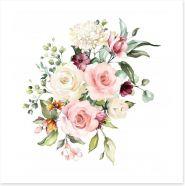 Spring posy Art Print 202605554