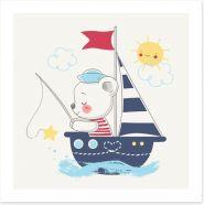 Teddy Bears Art Print 204155054