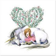 Pretty Pink Art Print 204381541
