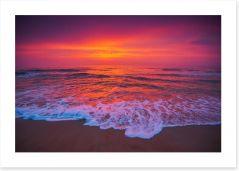 Beaches Art Print 204639186