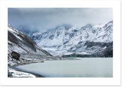 Mountains Art Print 204841225