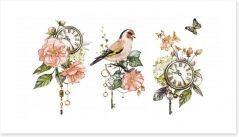 Turn back time Art Print 205282244