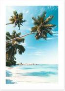 Beaches Art Print 206575274