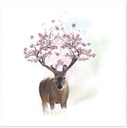 Animals Art Print 207476987