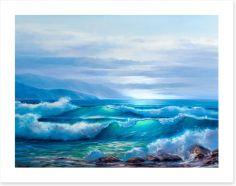 Beaches Art Print 207965606